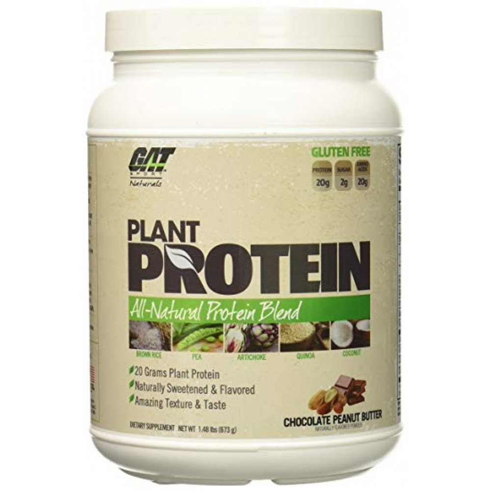 Plant Protein 673gr