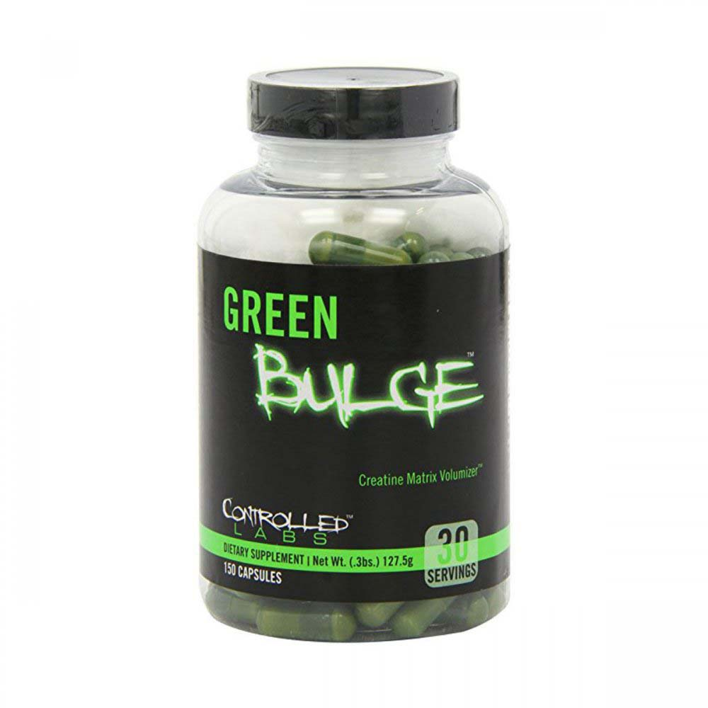 Green Bulge 150 capsules