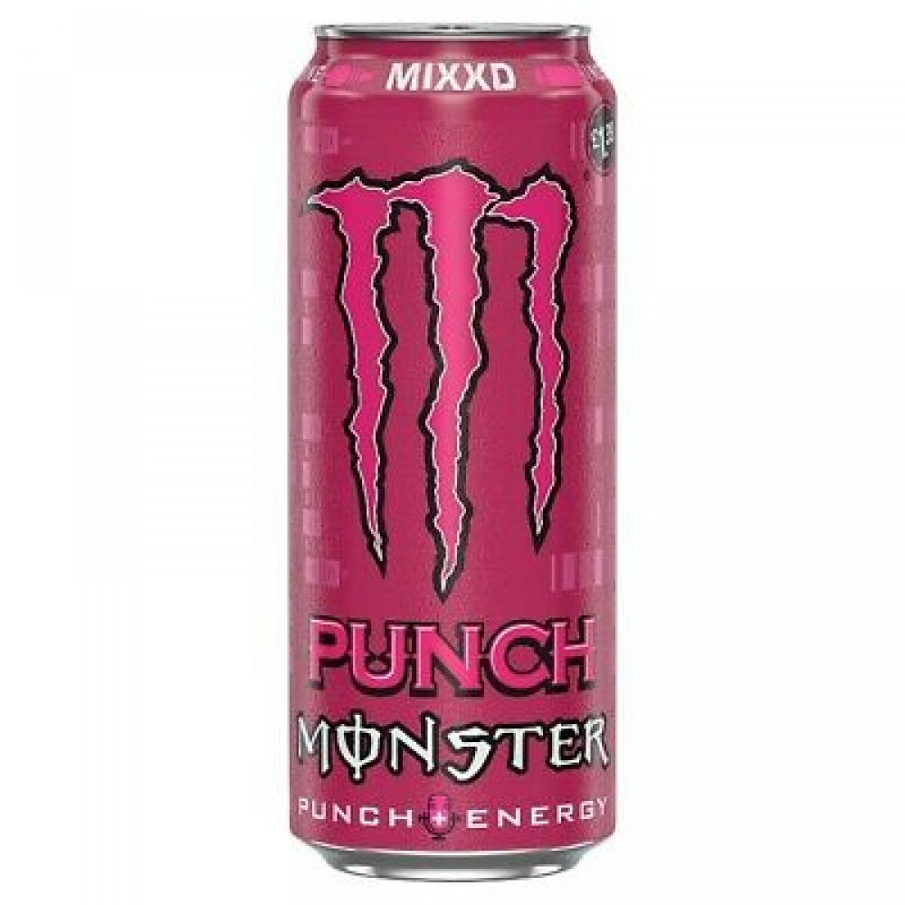 Monster Mixxd Punch Energy 500ml