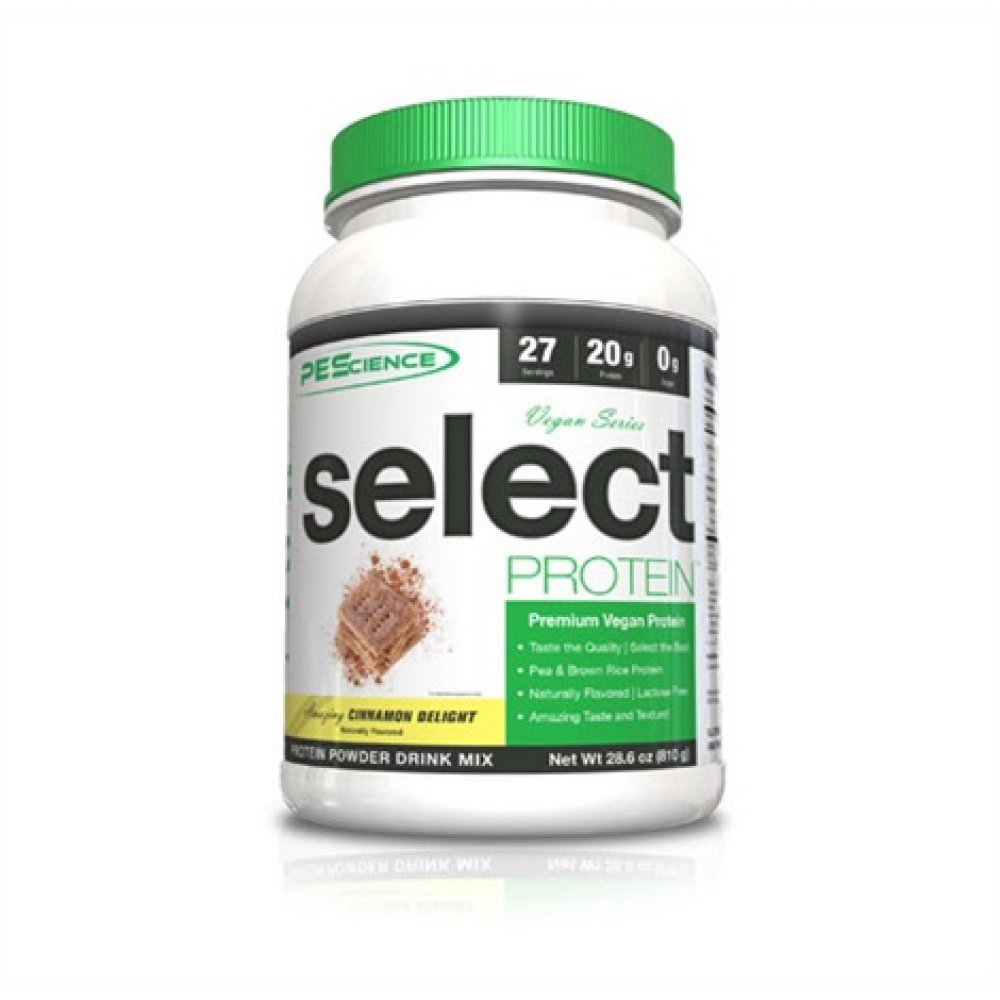 Select Protein Vegan Series Vanilla Indulgence 756g