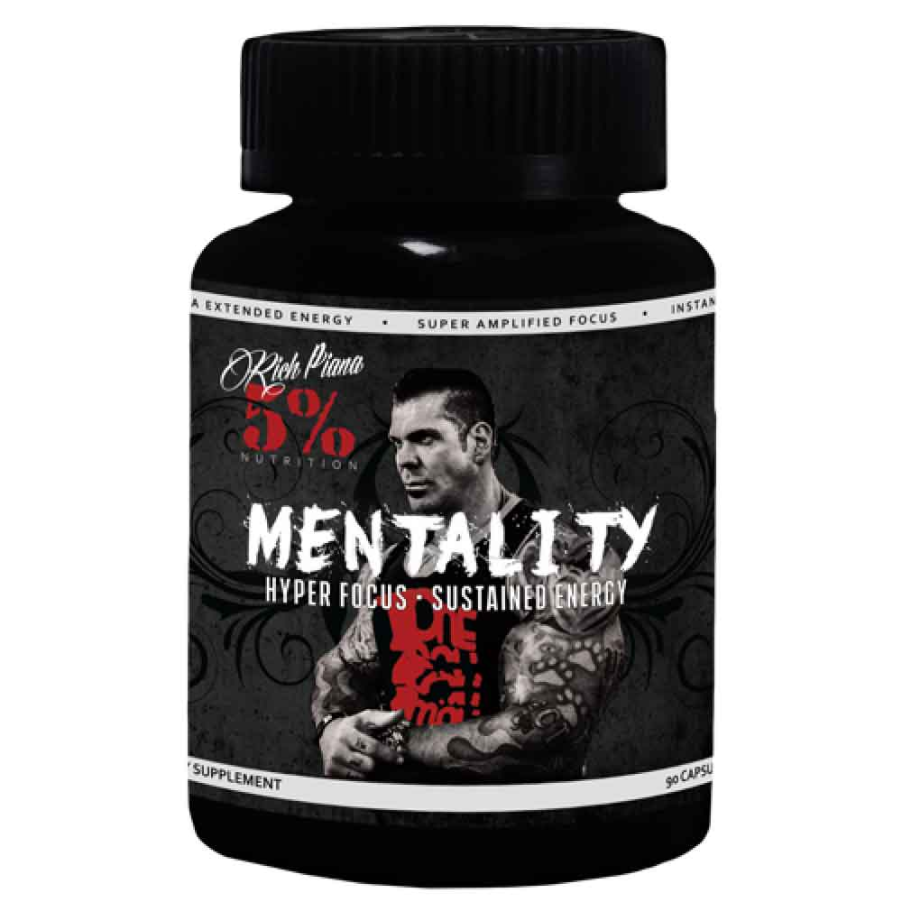 RICH PIANA Mentality 90capsules