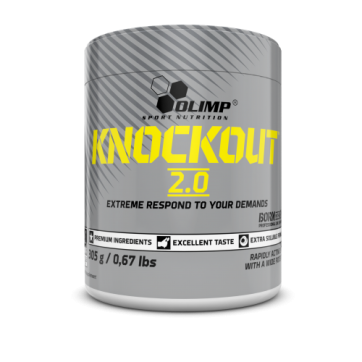 OLIMP NUTRITION  Knockout 2.0 305gr