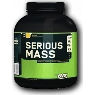 OPTIMUM NUTRITION Serious Mass 2730gr