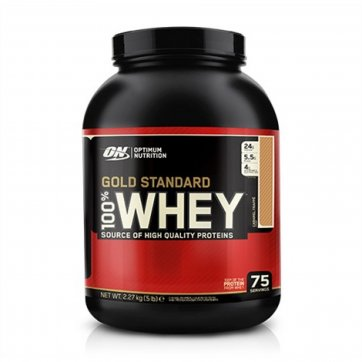 OPTIMUM NUTRITION Gold Standard 100% Whey 2270gr