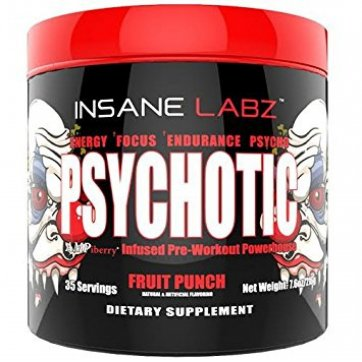 INSANE LABZ Psychotic 247.4gr