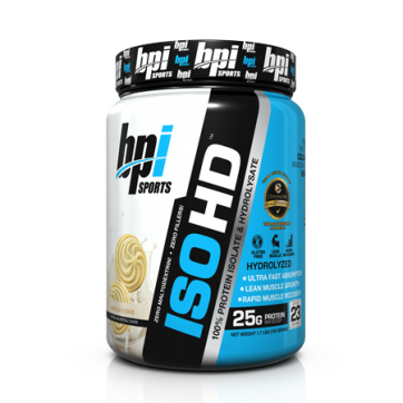 BPI SPORTS Iso HD 850gr
