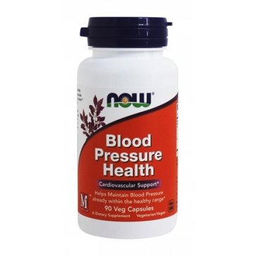 NOW FOODS Blood Preasure Health 90vcaps