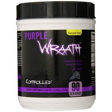 CONTROLLED LABS  Purple Wraath 1152gr