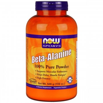 NOW FOODS Beta Alanine 500 gr
