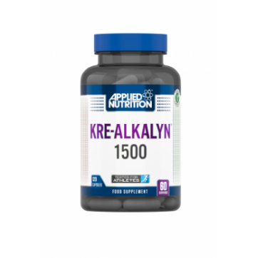 Applied Nutrition Kre-Alkalyn 1500 120capsules