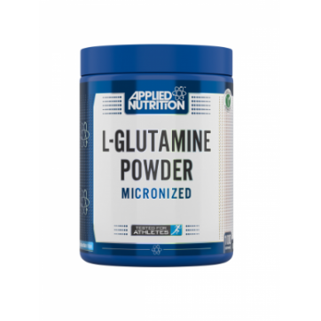 Applied Nutrition L Glutamine Powder Micronized 500g Unflavoured