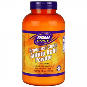 NOW FOODS BCAA 340 gr