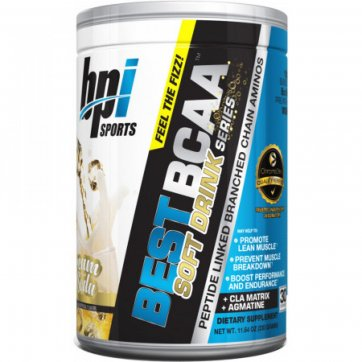 BPI SPORTS Best Bcaa Soft Drink Series 330gr
