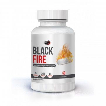 PURE NUTRITION Black Fire 60 capsules