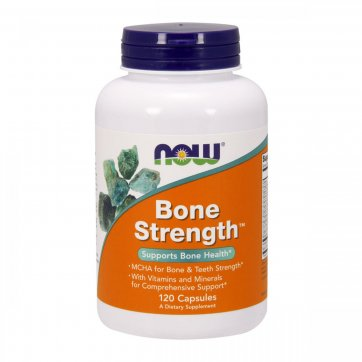 NOW FOODS Now Foods Bone Strength 120 caps