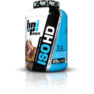 BPI SPORTS Iso HD 2466gr