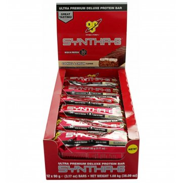 BSN  Syntha 6 Bars 90g (box of 12)