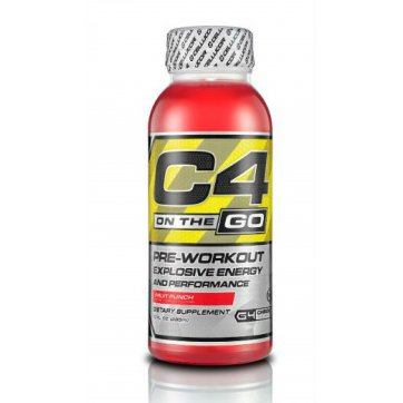 CELLUCOR C4 on the go 10oz