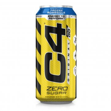 CELLUCOR C4 Carbonated Frozen Bombsicle 473ml