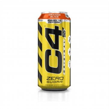 CELLUCOR C4 Carbonated Orange Slice 473ml