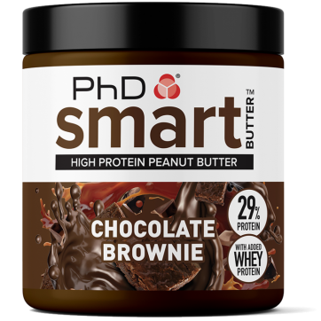 PhD Smart Nut Butter Chocolate Brownie 250gr