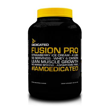 DEDICATED NUTRITION Fusion Pro 1815gr + ΔΩΡΟ T-shirt Playtime is over