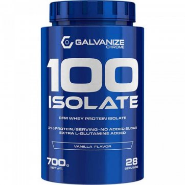 GALVANIZE NUTRITION Whey Isolate 700gr