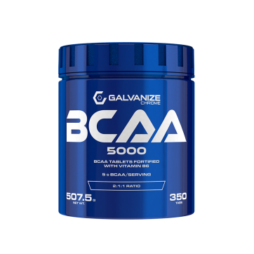 GALVANIZE NUTRITION BCAA 5000 350tablets
