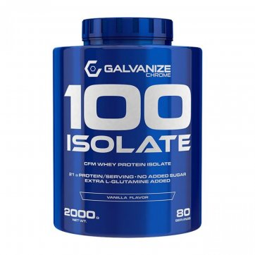 GALVANIZE NUTRITION Whey Isolate 2000gr