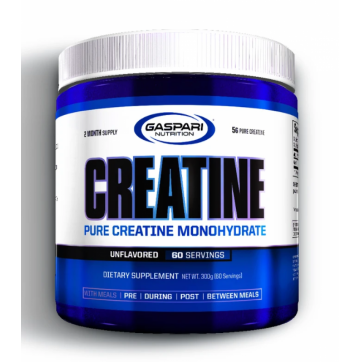 GASPARI Creatine Qualitin Unflavoured 300g