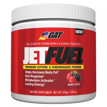 GAT SPORTS  JetFuel Powder 200gr
