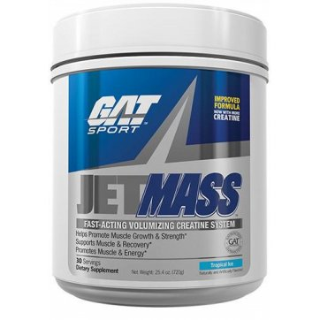 GAT SPORTS JetMass Tropical Ice 720gr
