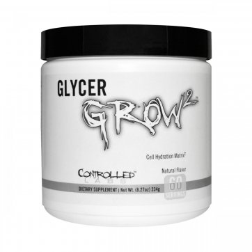 CONTROLLED LABS  Glycer Grow 234gr