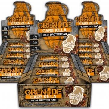 GRENADE Carb Killa  High Protein Bar  12 x 60gr