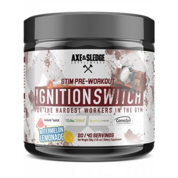Axe & Sledge Ignition Switch Watermelon Lemonade 200g