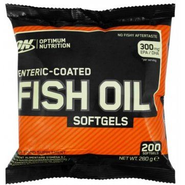 OPTIMUM NUTRITION Enteric Coated Fish Oil 200softgels