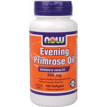 NOW FOODS Evening Primrose Oil 100 Softgels