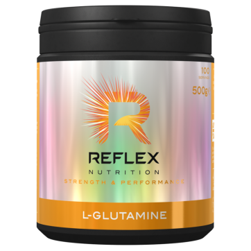 REFLEX NUTRITION L Glutamine Unflavoured 500gr