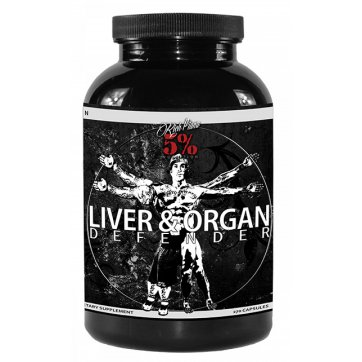 RICH PIANA LIVER AND ORGAN DEFENDER 270 Caps