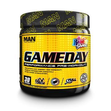 MAN SPORTS MAN Sports  Game Day 510gr