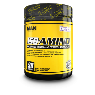 MAN SPORTS Iso Amino 630gr