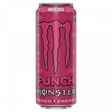 Monster Energy Monster Mixxd Punch Energy 500ml