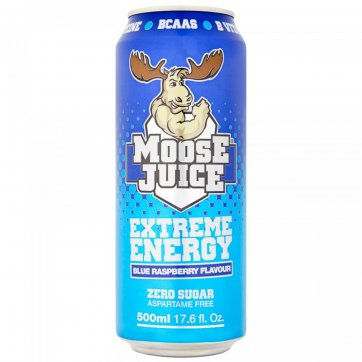 Muscle Moose Muscle Moose Juice Blue Raspberry 500 ml
