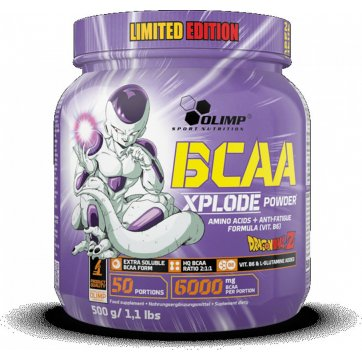 OLIMP NUTRITION  BCAA Xplode Limited Edition Dragon Ball Forest Fruit 500gr