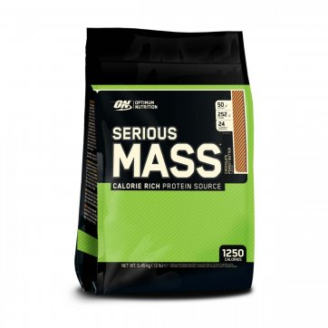 OPTIMUM NUTRITION Serious mass 5450gr