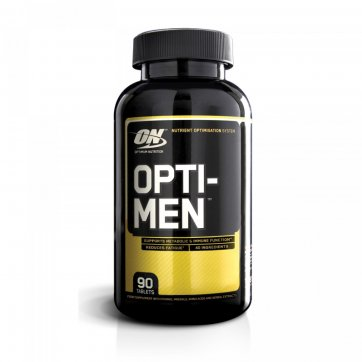 OPTIMUM NUTRITION OptiMen 90capsules