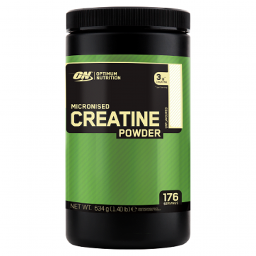 OPTIMUM NUTRITION Creatine Micronized Powder Unflavoured 634gr