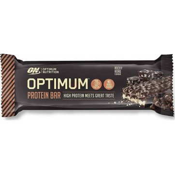 OPTIMUM NUTRITION Optimum Nutrition Bar Rocky Road 60gr