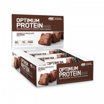 OPTIMUM NUTRITION Optimum Protein bar  10 x 60gr
