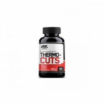 OPTIMUM NUTRITION Thermo Cuts 40capsules